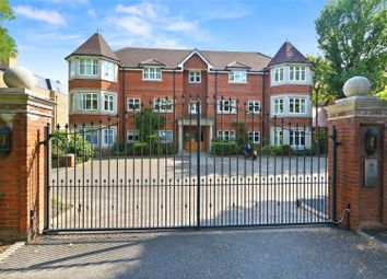 Thumbnail 2 bed flat for sale in Warbeck House, 46 Queens Road, Weybridge, Surrey