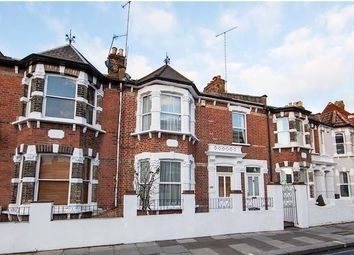 Thumbnail 4 bedroom town house to rent in Lillie Road, London
