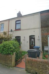 Thumbnail 2 bed terraced house to rent in Cornwall Road, Deal