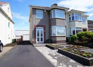 Thumbnail 3 bed property for sale in Badminton Road, Downend, Bristol