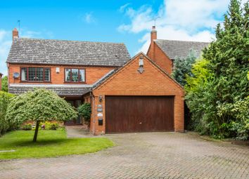 Thumbnail 4 bed detached house for sale in Kennel Lane, Witherley, Atherstone