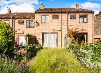 Thumbnail 2 bed terraced house for sale in St. Nicholas Street, Thetford