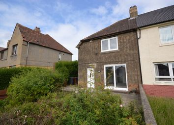 Thumbnail 3 bed semi-detached house for sale in Kings Road, Rosyth, Dunfermline