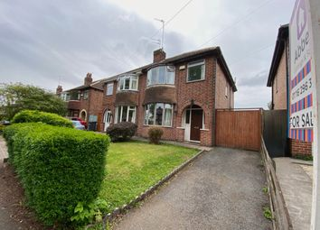 Thumbnail 3 bed semi-detached house for sale in Anstey Lane, Leicester