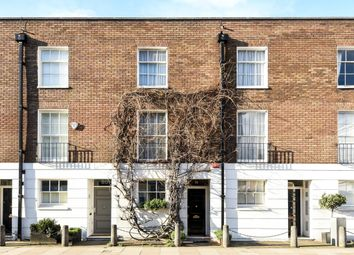 Thumbnail 5 bedroom terraced house for sale in Walton Street, London