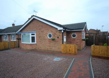 Thumbnail 2 bed detached bungalow for sale in Roman Road, Moulton Chapel, Spalding