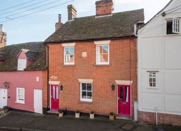 Thumbnail 3 bed terraced house for sale in Lavenham, Sudbury, Suffolk