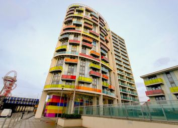 Thumbnail 1 bedroom flat for sale in Icona Point, Warton Road, Stratford