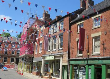 Thumbnail 3 bed flat for sale in Dig Street, Ashbourne
