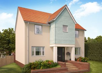 "Thumbnail 4 bed detached house for sale in ""The Northleigh"" at Primrose, Weston Lane, Totnes"