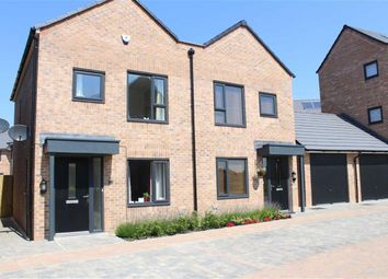 Thumbnail 2 bedroom semi-detached house for sale in Siskin Road, Cottam, Preston