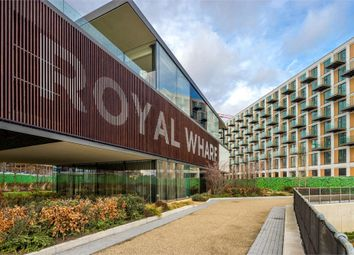 Thumbnail 1 bed flat for sale in Maritime House, Royal Wharf, London