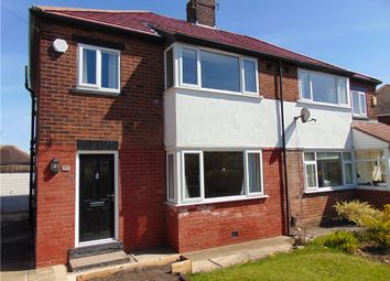 Thumbnail 3 bed semi-detached house to rent in Gotts Park Avenue, Armley, Leeds
