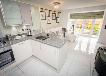 """Thumbnail 4 bed semi-detached house for sale in """"Fawley"""" at Texan Close, Warton, Preston"""
