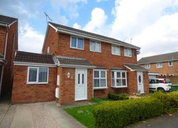 Thumbnail 3 bedroom semi-detached house for sale in Christian Close, Weston-Super-Mare