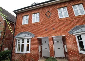 Thumbnail 4 bed town house to rent in Skylark Way, Shinfield, Reading