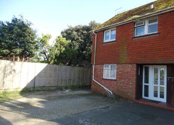 Thumbnail 1 bed flat to rent in Felpham Road, Felpham, Bognor Regis