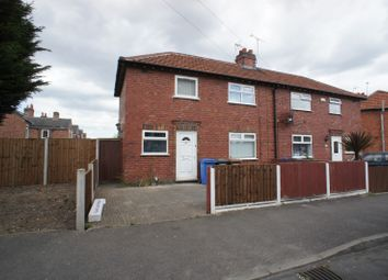 Thumbnail 2 bed semi-detached house to rent in Burnaby Street, Alvaston, Derby