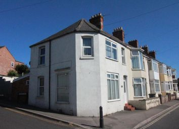 Thumbnail 3 bedroom end terrace house for sale in Newstead Road, Weymouth