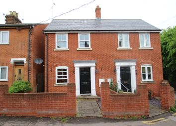 Thumbnail 2 bed semi-detached house to rent in Church Hill, Rowhedge, Colchester