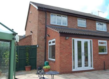 Thumbnail 1 bedroom end terrace house for sale in Argus Close, Walmley, Sutton Coldfield
