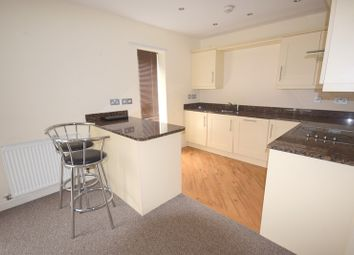Thumbnail 2 bed flat to rent in Hawthorne House, North Street, Derby