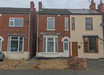 Thumbnail 2 bed semi-detached house for sale in Ropery Road, Gainsborough