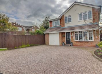 Thumbnail 4 bed detached house for sale in Browsholme, Tamworth