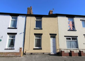 Thumbnail 2 bed terraced house to rent in North Church Street, Fleetwood