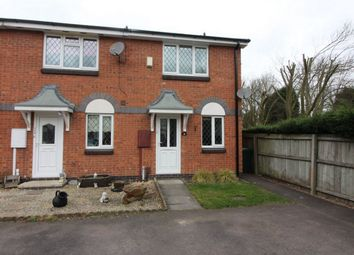 Thumbnail 2 bedroom end terrace house for sale in Glenmore Drive, Longford, Coventry