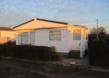 Thumbnail 1 bed mobile/park home for sale in Wickens Meadow, Rye Lane (Ref 5495), Dunton Green, Sevenoaks, Kent