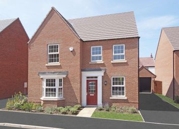 "Thumbnail 4 bedroom detached house for sale in ""Holden"" at Forest Road, Burton-On-Trent"