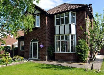 Thumbnail 3 bed detached house for sale in Rawstorne Road, Penwortham, Preston