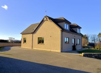 Thumbnail 4 bed detached house for sale in An Taigh Ur, Birnie, Elgin