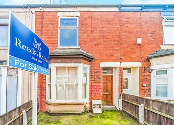 Thumbnail 2 bed terraced house for sale in Henley Avenue, Brazil Street, Hull, East Yorkshire