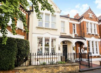 Thumbnail 6 bed terraced house for sale in Narbonne Avenue, London