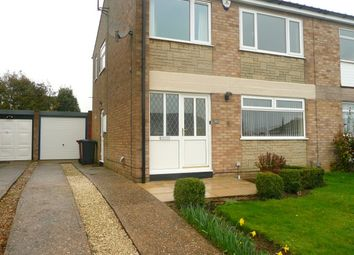 Thumbnail 3 bed semi-detached house to rent in Torrington Road, Wellingborough