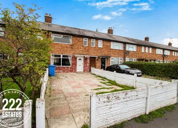 3 bed terraced house for sale in Ulverston Avenue, Warrington WA2
