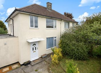 Thumbnail 3 bed semi-detached house for sale in Headington, Oxford