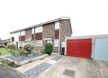 Thumbnail 3 bed end terrace house for sale in Wandesford Place, Gosport