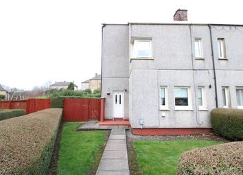 Thumbnail 2 bed semi-detached house for sale in Arran Drive, Johnstone, Renfrewshire