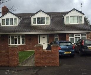 Thumbnail 5 bed detached bungalow for sale in Lunt Heath Road, Widnes, Merseyside