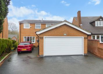 Thumbnail 4 bed detached house for sale in The Paddocks, Sandiacre, Nottingham