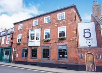 Thumbnail 1 bed flat for sale in The Street, Bungay