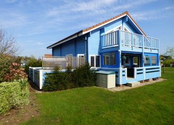 Thumbnail 2 bed detached bungalow for sale in Fritton, Great Yarmouth