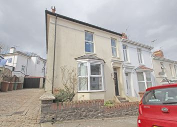 Thumbnail 3 bed end terrace house for sale in Widey View, Hartley, Plymouth