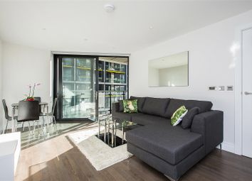Thumbnail 1 bed flat to rent in 4 Riverlight Quay, Nine Elms, London