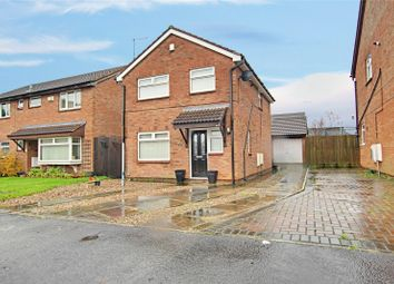 Thumbnail 4 bed detached house for sale in Gillamoor Close, Hull, East Yorkshire