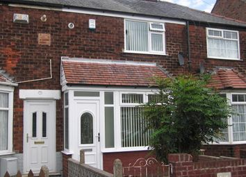 Thumbnail 2 bed terraced house to rent in Rustenburg Street, Hull