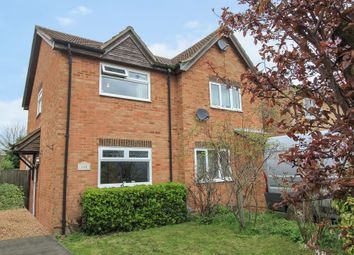 2 bed semi-detached house for sale in School Lane, Swavesey, Cambridge CB24